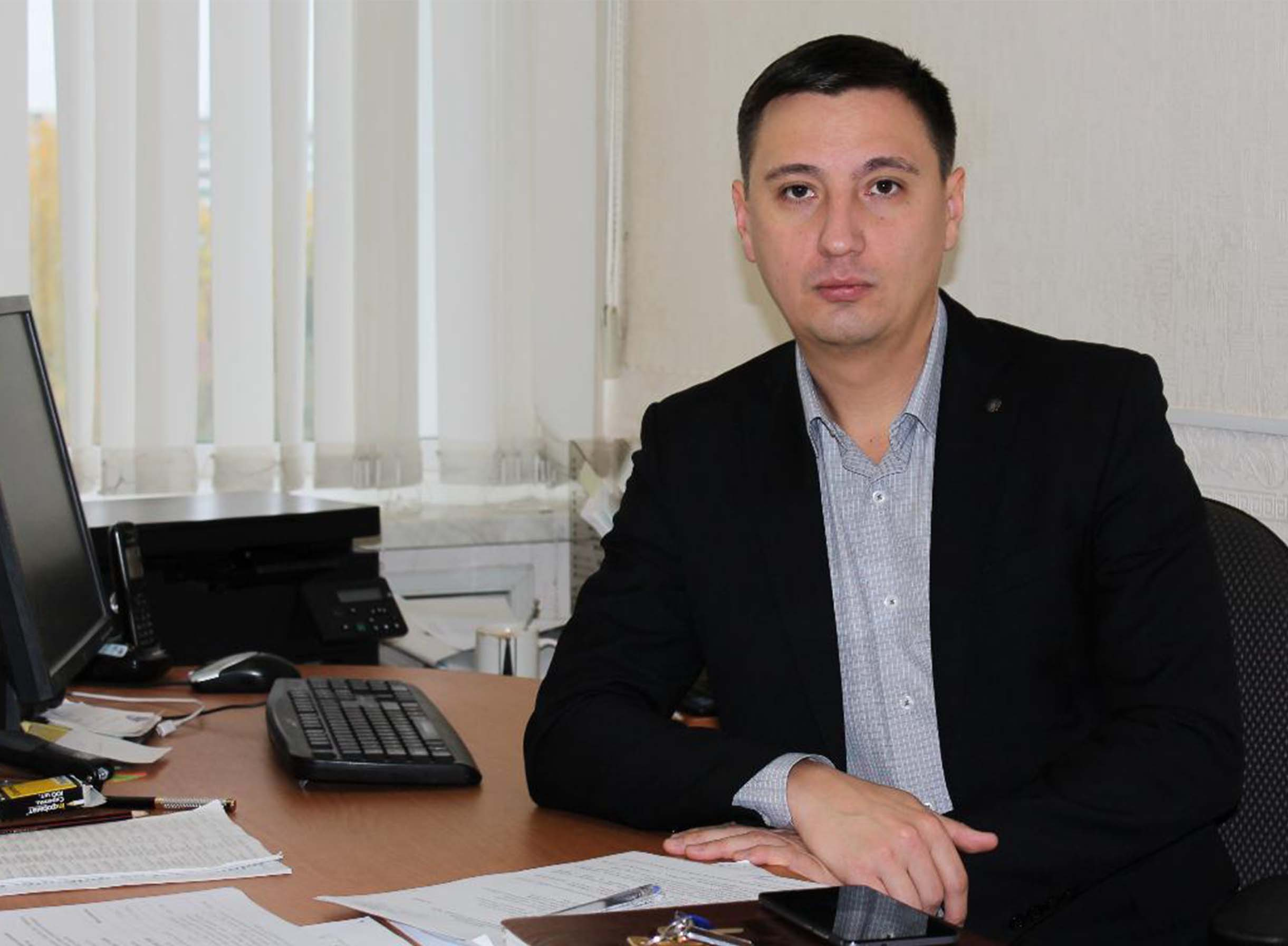 Шарафеев Альберт Рашидович
