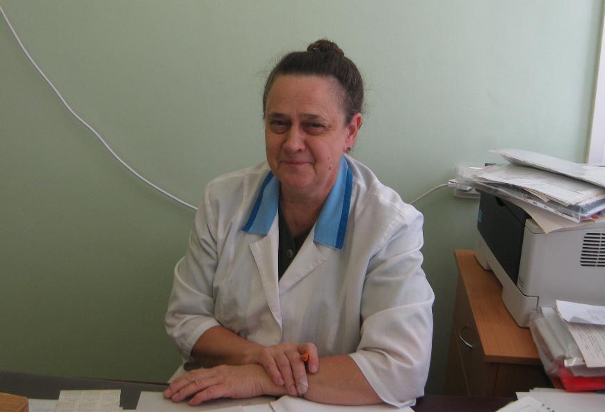 Данилова Татьяна Степановна