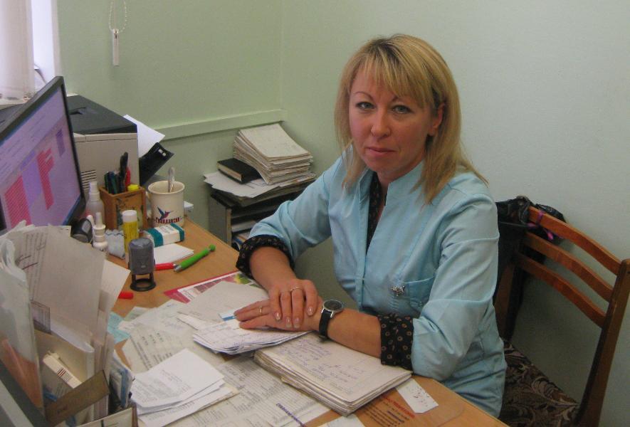 Салимзянова Ильсия Ильясовна
