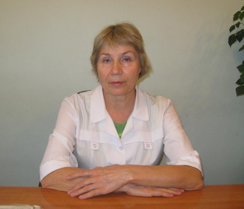 Епифанова Валентина Петровна