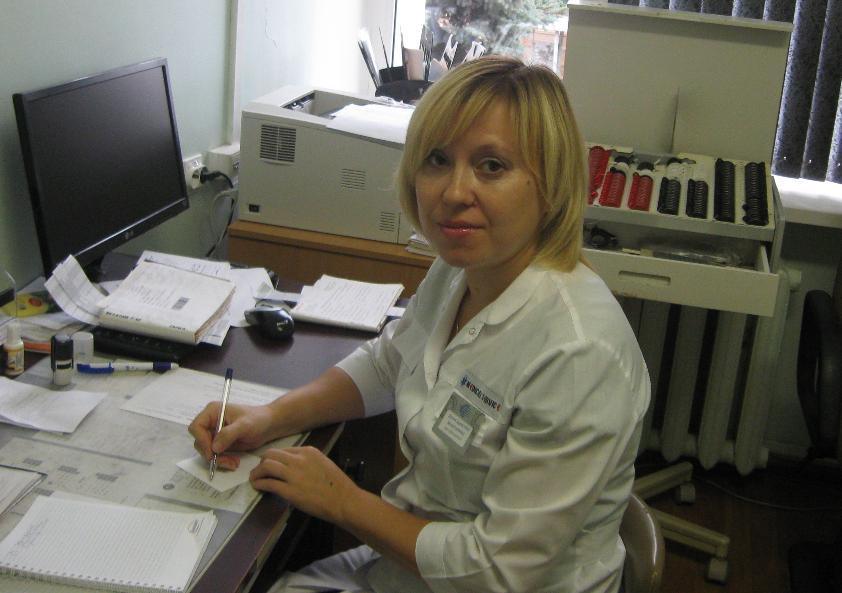 Хуснутдинова Лилия Харисовна