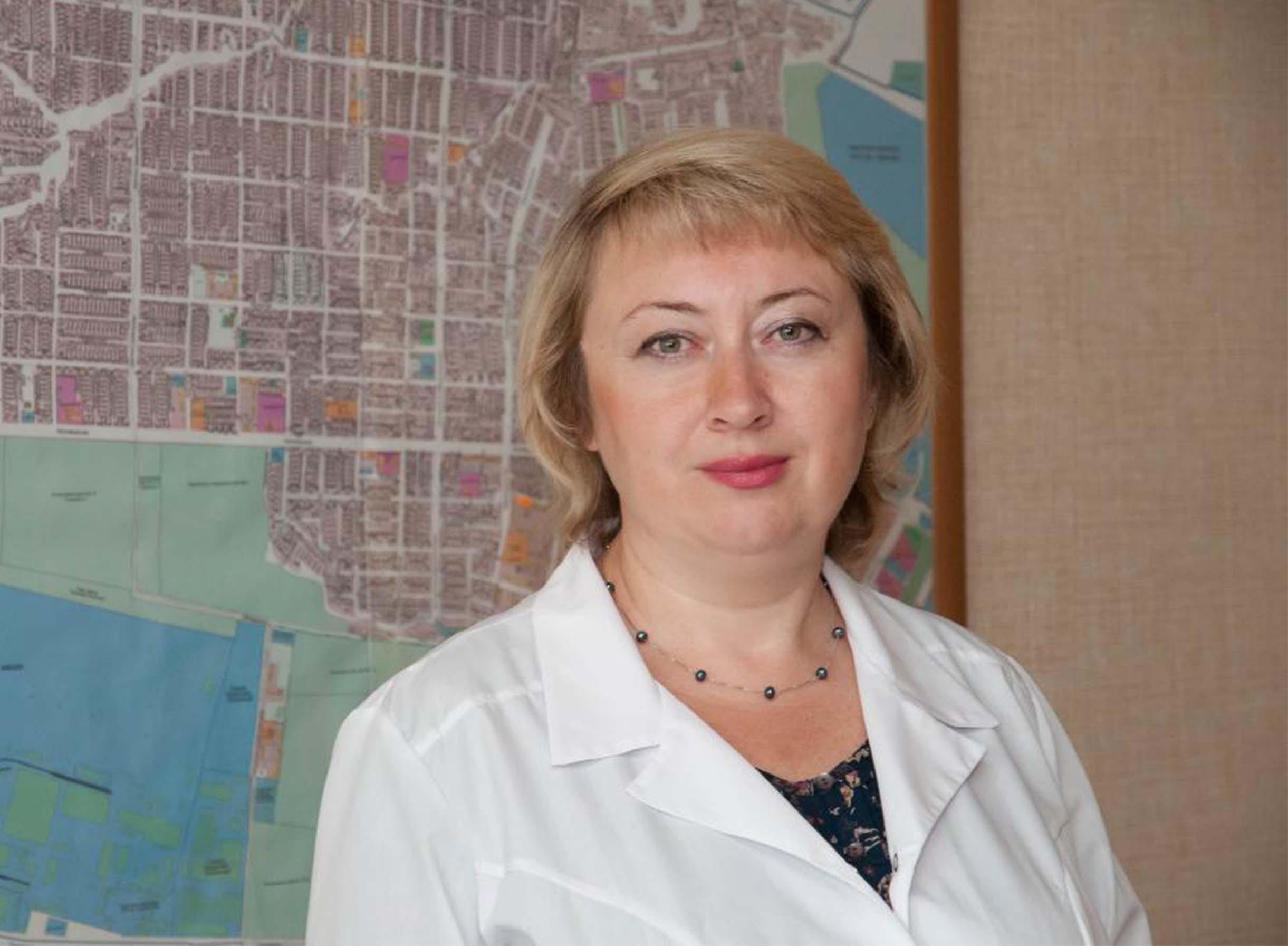 Наумова Людмила Васильевна