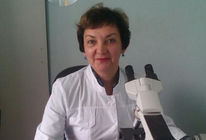 Накипова Бария Габдерауфовна