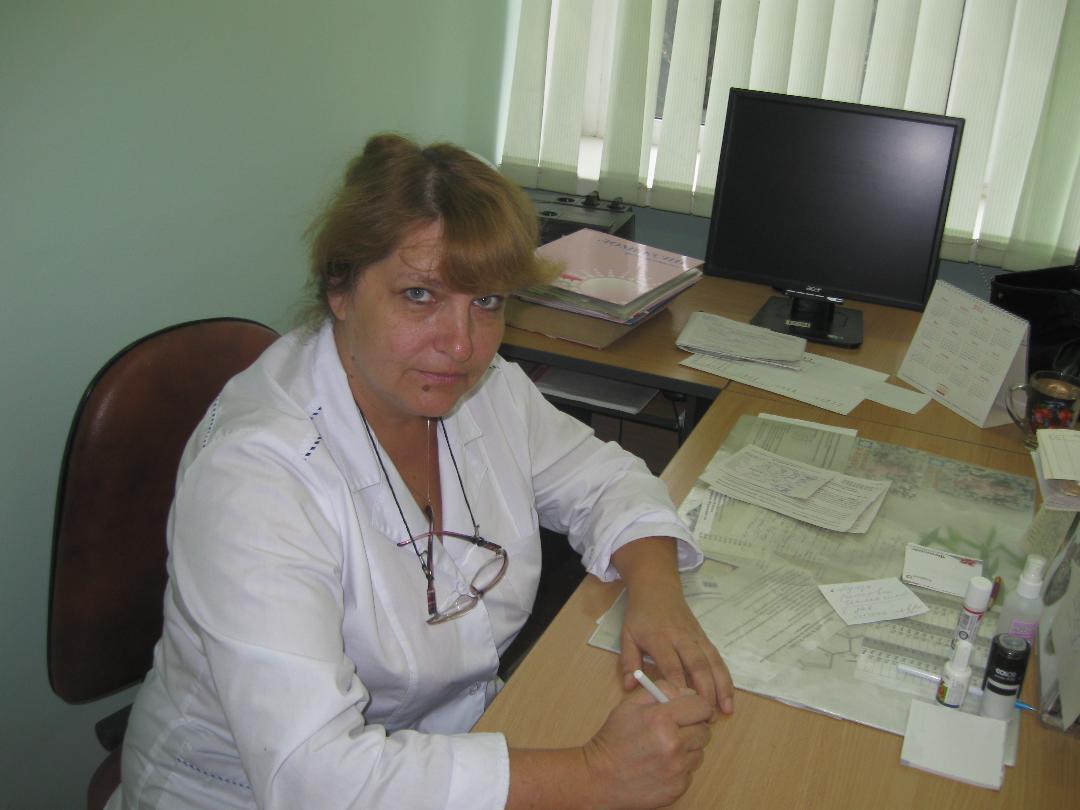 Любченко Наталия Софроновна
