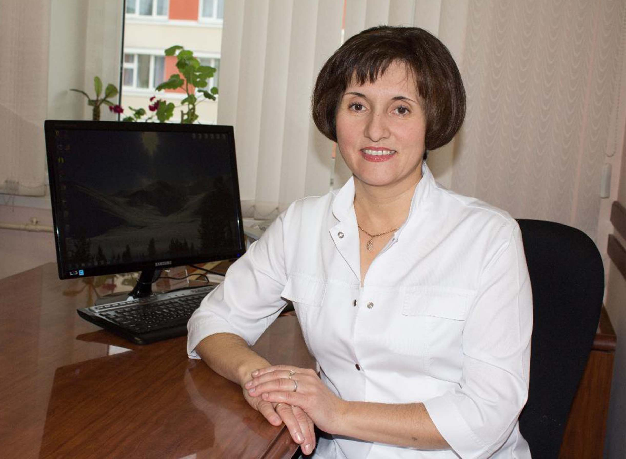Фазуллина Гульзия Риязовна